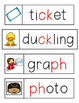Reading Street Second Grade- Unit 5 Spelling Centers and Worksheets