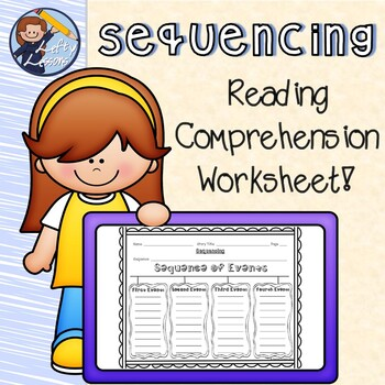 Reading Street Sequencing/Order of Events Worksheet