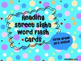 Reading Street Sight Word Flash Cards
