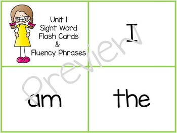 Reading Street Sight Word Mastery Packet! (Kindergarten)