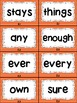 Reading Street Sight Words {Word Wall Cards} {All 192 Word