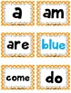 Reading Street Sight Words {Word Wall Cards} {All 40 Words & All Color Words}