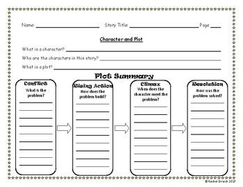Reading Street Skills Worksheets - Bundle