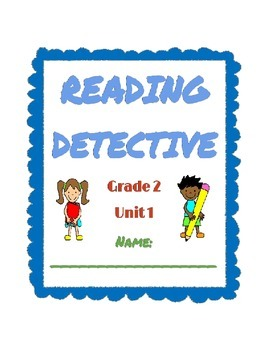 Reading Street Sleuth Companion Questions, Unit 1