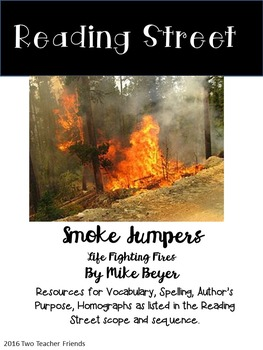 Reading Street Smokejumpers