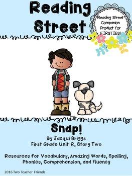 Reading Street Snap!