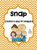 Reading Street, Snap,  Centers and Printables For All Ability Levels