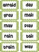 Reading Street Spelling Flash Cards