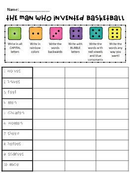 Reading Street: Spelling Roll and Write Unit 4 for Third Grade