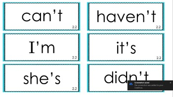 Reading Street Spelling Words Units 1-6