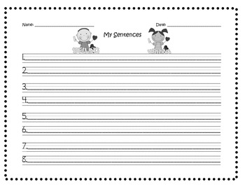 Reading Street and Wonders Spelling & Phonics Game Recording Sheets *Freebie*
