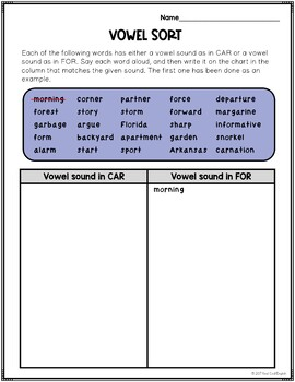 Reading Street Spelling and Vocabulary Activities: Scene Two