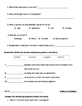2nd Grade Reading Street Test* 2011 Series Book 2.1