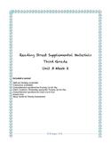 Reading Street Supplemental Materials Grade 3 Unit 3 Week 2
