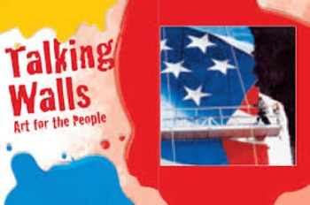 """Reading Street """"Talking Walls:  Art for the People"""" Weekly PowerPoint"""
