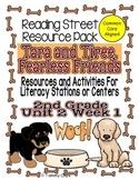 Tara and Tiree Reading Street Resource Pack 2nd Gr Unit 2 Week 1