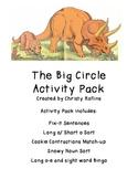 "Reading Street ""The Big Circle"" Actvity Pack"