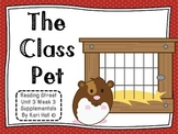 Reading Street The Class Pet Unit 3 Week 3 Differentiated Resources First grade