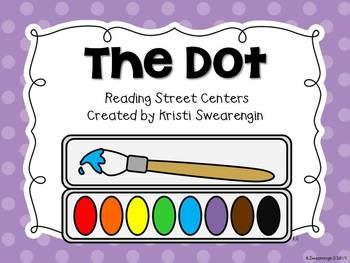 Reading Street The Dot Centers Unit 4 Week 2