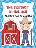The Farmer in the Hat, Centers and Printables For All Ability Levels