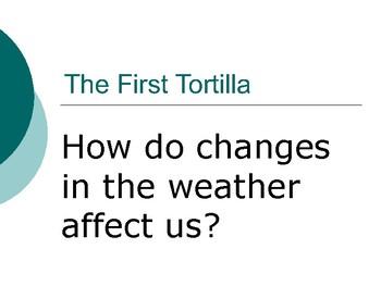 Reading Street The First Tortilla Vocabulary Frayer Models