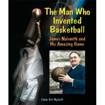 """Reading Street """"The Man Who Invented Basketball"""" Weekly PowerPoint"""