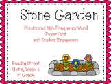 The Stone Garden,  Whole Group or TIER Groups PowerPoints, Reading Street