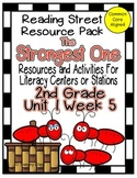 The Strongest One Reading Street Resource Pack 2nd Gr Unit 1 Week 5