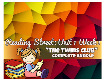 Reading Street - The Twins Club