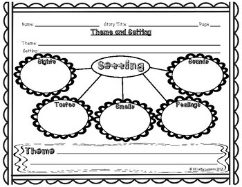 Theme and Setting Reading Comprehension Worksheet