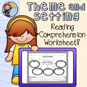Reading Street Theme and Setting Worksheet