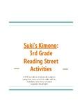 Reading Street Third Grade Activities for Suki's Kimono