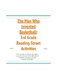 Reading Street Third Grade Activities for The Man Who Inve
