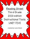Reading Street - Third Grade - Instruction Tools Unit Five