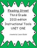 Reading Street - Third Grade - Instruction Tools Unit One