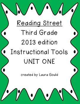 Reading Street - Third Grade - Instruction Tools Unit One