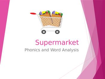 Reading Street Third Grade: Supermarket
