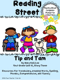 Reading Street Tip and Sam