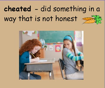 3rd Grade, Reading Street, Tops and Bottoms Vocabulary SmartBoard Presentation