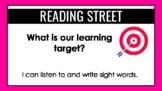 Reading Street UNIT R High Frequency Words
