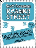 Reading Street Unit 1 Phonics/Comprehension Activities