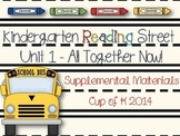 Kindergarten Reading Street Unit 1 Supplemental Pack