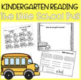 Reading Street Unit 1 Week 1: The Little School Bus