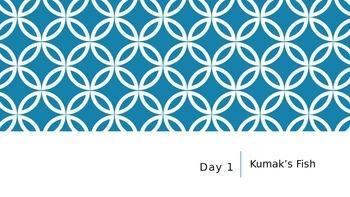 Reading Street Unit 1 Week 3 Kumak's Fish ppt.