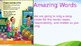 Reading Street Unit 1 Week 1 Sam, Come Back Powerpoint Lesson Guide 1st Grade
