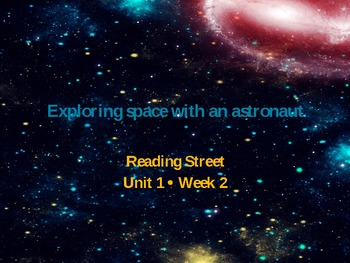 Reading Street Unit 1 Week 2 Powerpoint (2011 Common Core Edition)