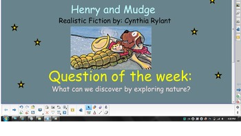 Reading Street Unit 1 Week 3: Henry and Mudge