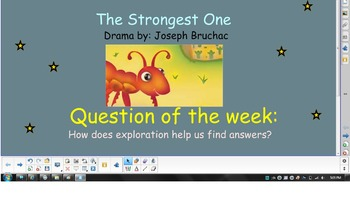 Reading Street Unit 1 Week 5: The Strongest One