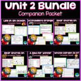 RS SideKick K Unit 2 Animal Homes Bundle {ALL 6 packets in 1 bundle}