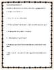 Reading Street Unit 2 Comprehension Questions- Grade 4